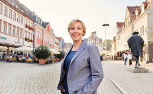 Stefanie Seiler möchte Bau- und Planungs- mit dem Verkehrsausschuss zusammenlegen